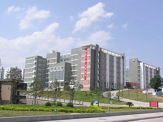 湖北三峡职业技术学院校园风光3