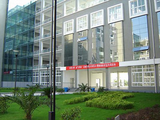 湖北三峡职业技术学院校园风光4