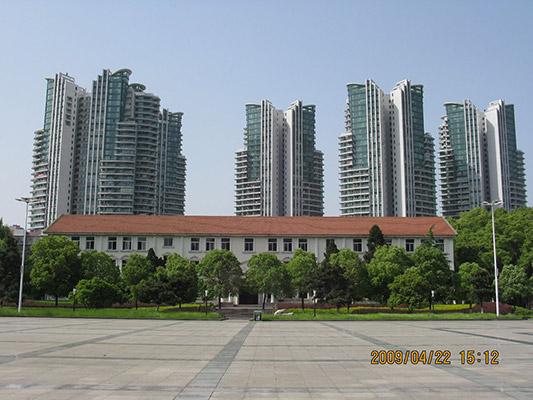 武汉电力职业技术学院校园风光2