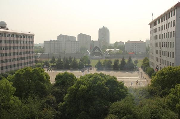武汉警官职业学院校园风光2