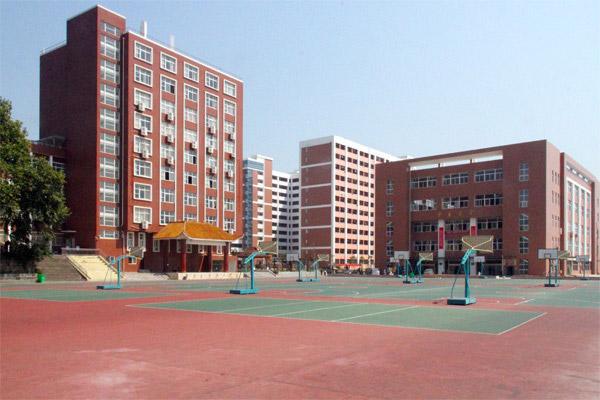 湖北生物科技职业学院校园风光3