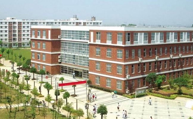 武汉外语外事职业学院校园风光2