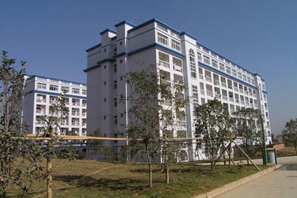武汉商贸职业学院校园风光1