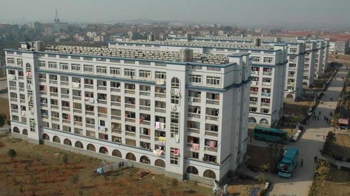 武汉商贸职业学院校园风光2