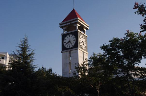 青岛酒店管理职业技术学院校园风光1