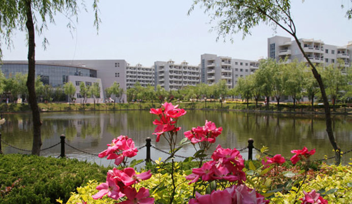 青岛酒店管理职业技术学院校园风光4