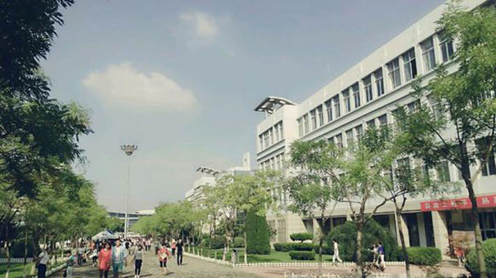 青岛酒店管理职业技术学院校园风光5