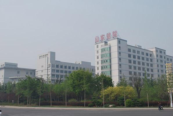 山东信息职业技术学院校园风光1