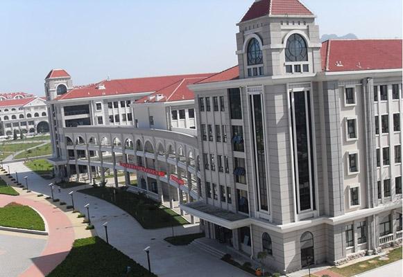 青岛港湾职业技术学院校园风光1