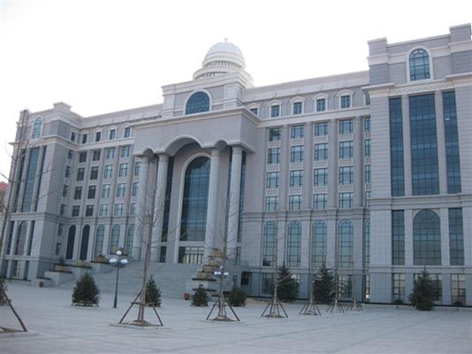 青岛港湾职业技术学院校园风光4
