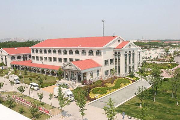 青岛港湾职业技术学院校园风光5