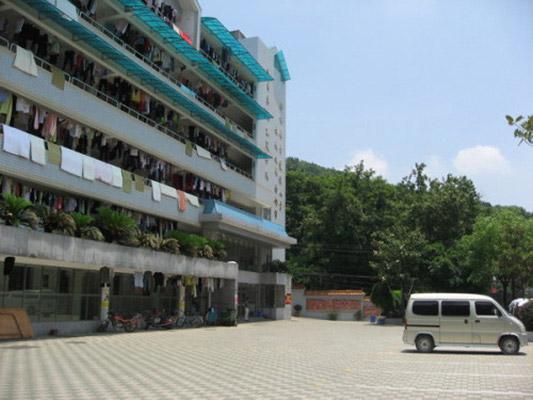 湖南艺术职业学院校园风光1