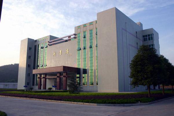 怀化职业技术学院校园风光1