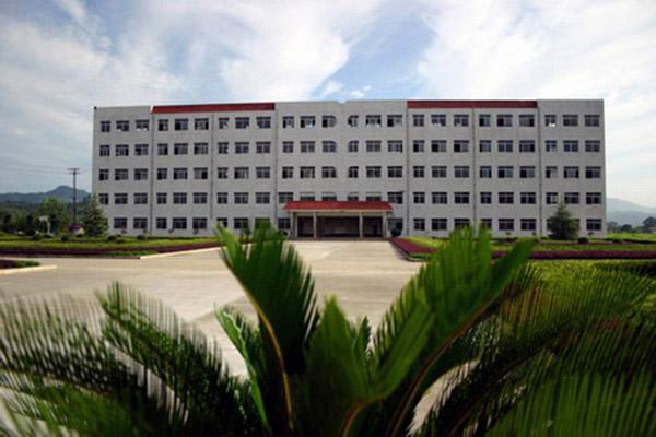 怀化职业技术学院校园风光2