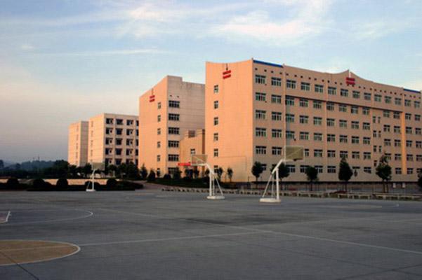 怀化职业技术学院校园风光3