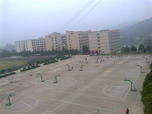 怀化职业技术学院校园风光5