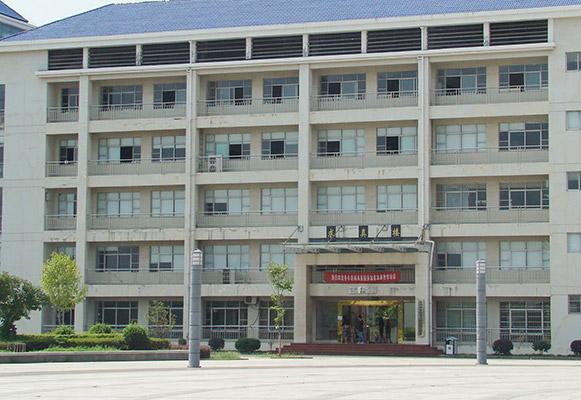 岳阳职业技术学院校园风光4