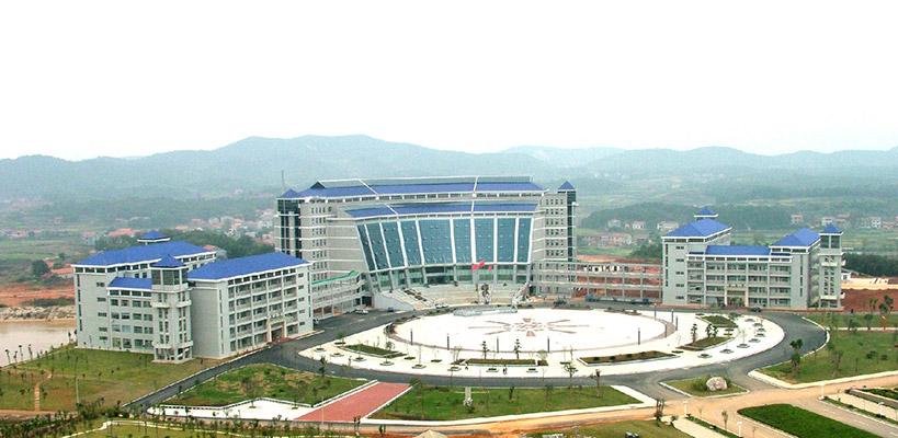 岳阳职业技术学院校园风光5