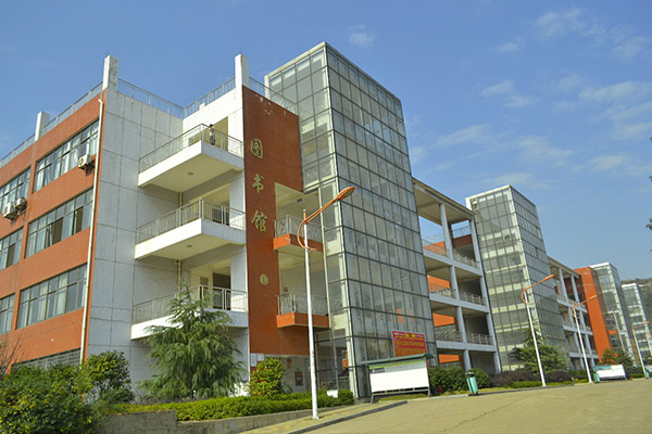 长沙南方职业学院校园风光3