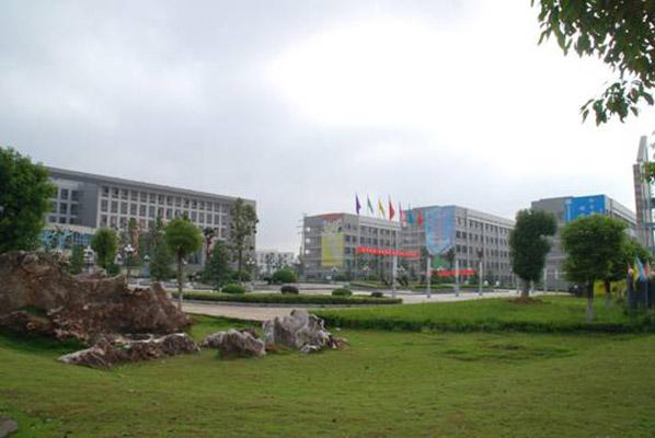 潇湘职业学院校园风光3