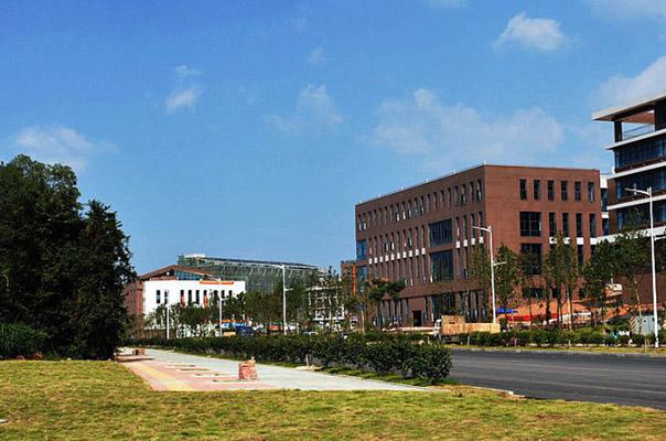 湖南化工职业技术学院校园风光2