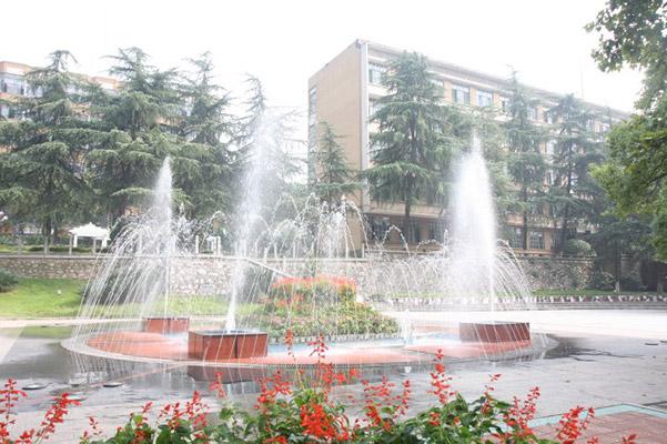 湖南城建职业技术学院校园风光4