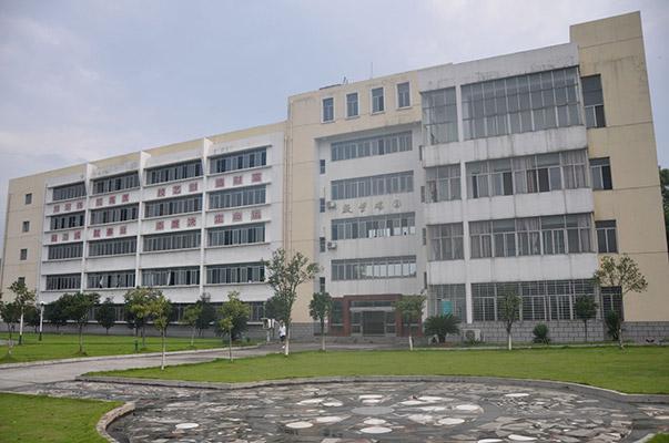 湖南石油化工职业技术学院校园风光1