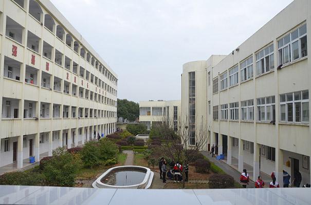 湖南石油化工职业技术学院校园风光4