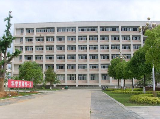 池州职业技术学院校园风光3