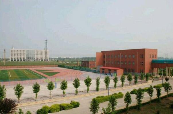 河北交通职业技术学院校园风光5