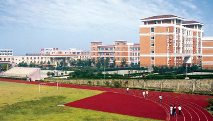 金肯职业技术学院校园风光2