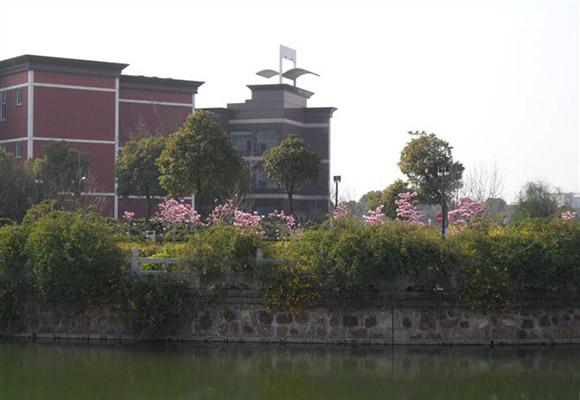 常州工业职业技术学院校园风光3