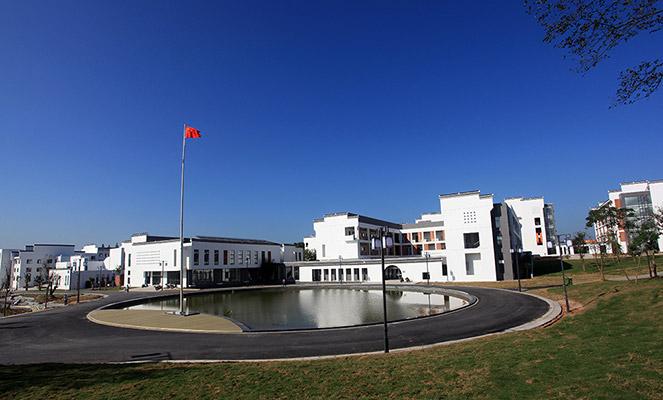 江苏农林职业技术学院校园风光1