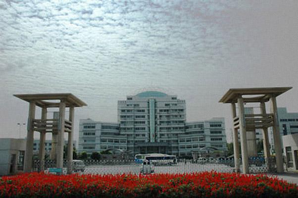 江苏农林职业技术学院校园风光5