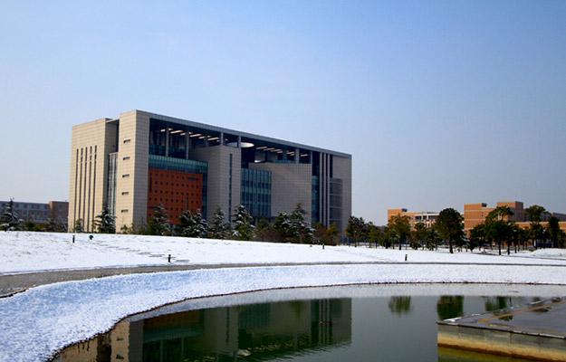 江苏食品药品职业技术学院校园风光3