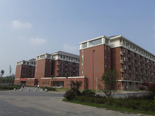 南京铁道职业技术学院校园风光1