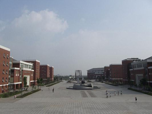 南京铁道职业技术学院校园风光3