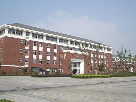 南京铁道职业技术学院校园风光5