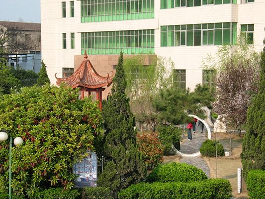 徐州工业职业技术学院校园风光4