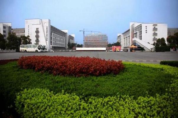 江苏信息职业技术学院校园风光3
