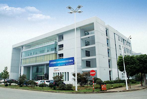 南京信息职业技术学院校园风光2