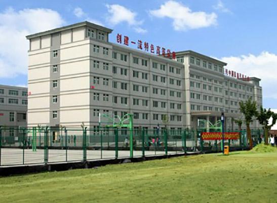 西安高新科技职业学院校园风光3
