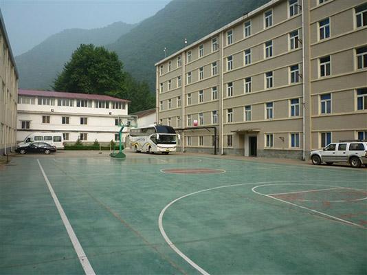 西安高新科技职业学院校园风光4