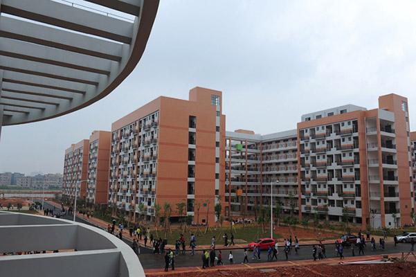 广西建设职业技术学院校园风光4