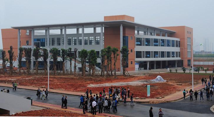 广西建设职业技术学院校园风光5