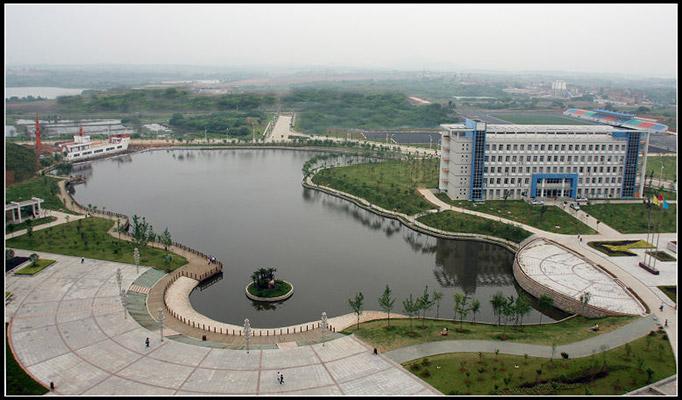 武汉交通职业学院校园风光3