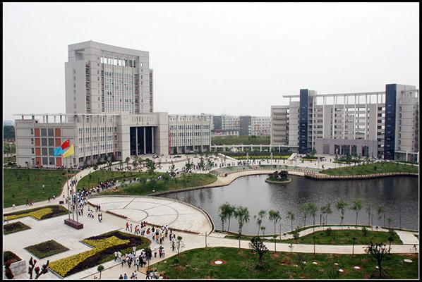 武汉交通职业学院校园风光4