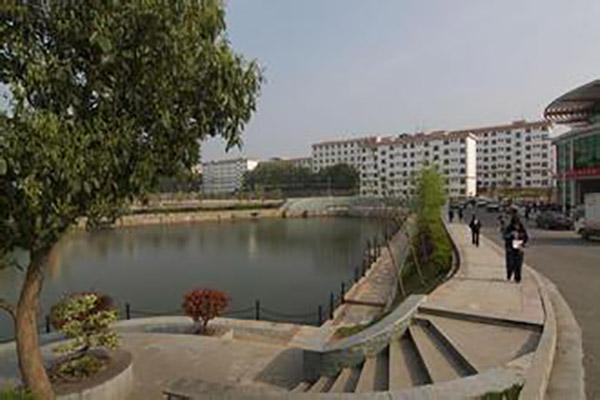 咸宁职业技术学院校园风光2