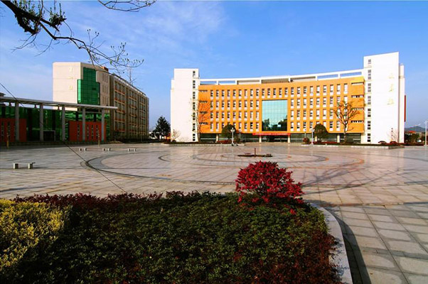 咸宁职业技术学院校园风光5