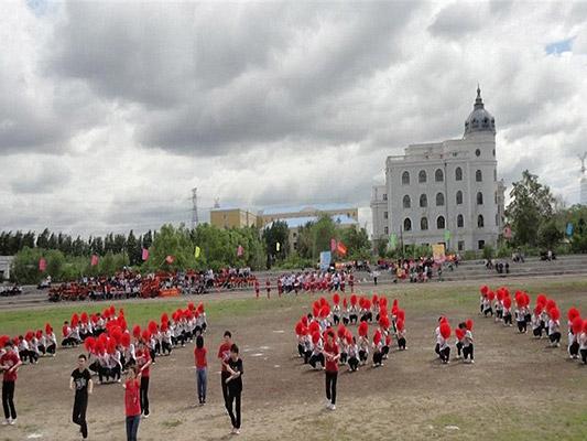 哈尔滨传媒职业学院校园风光3